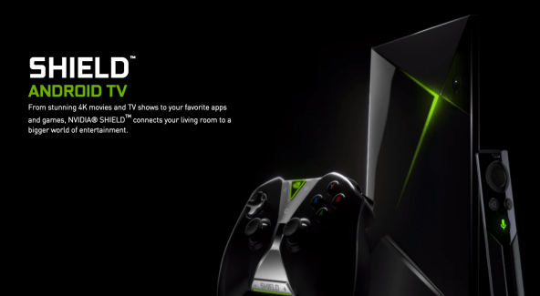 La Shield Console devient la Shield Android TV