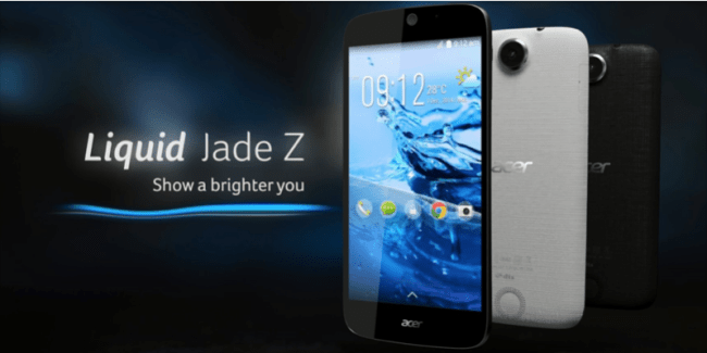 Bon plan : l'Acer Liquid Jade Z est en promotion à 160 euros