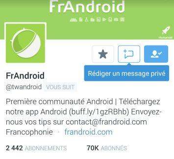 Twitter : une nouvelle option pour recevoir des messages privés de n'importe qui