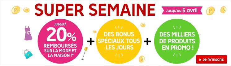 PriceMinister offre 20 euros sur vos achats et des très bons prix sur le LG G3 et le Galaxy S6