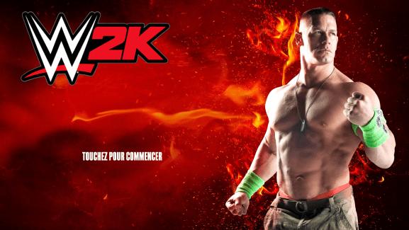 WWE 2K fait de vous une super-star du catch en devenir