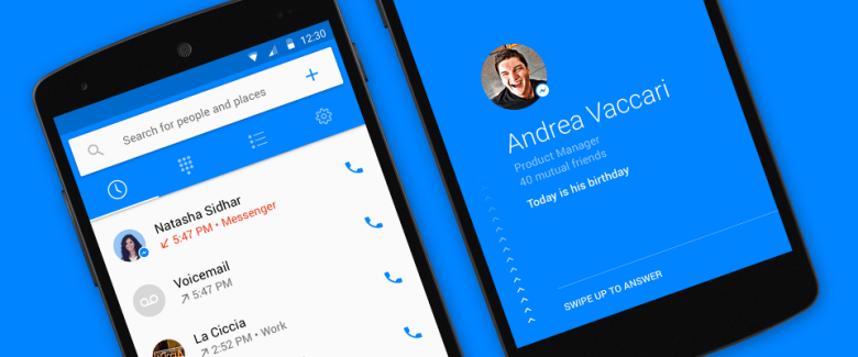 Facebook dévoile Hello, une application pour remplacer l'application téléphone