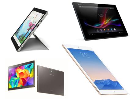 Comment se positionne la Surface 3 sur le marché des tablettes ?