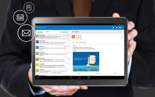 Outlook pour Android sort officiellement de version preview