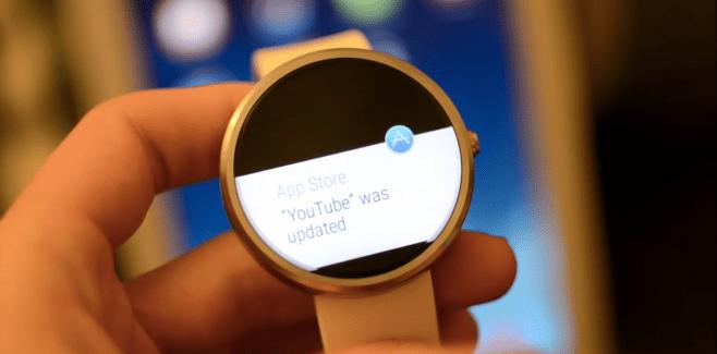 Android Wear encore un peu plus compatible avec iOS