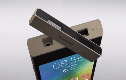 Lenovo Smart Cast, un projecteur laser comme second écran