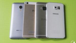 Comparatif photo : le Huawei P8 face à la...