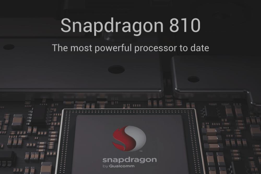 Qualcomm persiste et signe : le Snapdragon 810 n'a pas de problème de conception