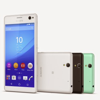 Sony Xperia C4 : un selfiephone sans grosse surprise