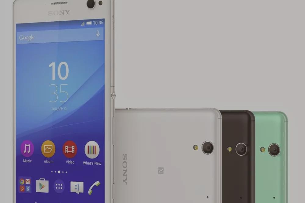 Sony Xperia C4 : un selfiephone sans grosse surprise