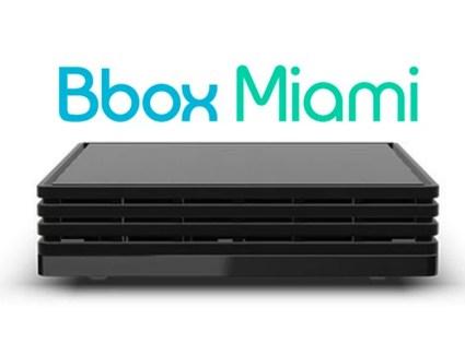 Bbox Miami : une mise à jour, mais toujours pas d'Android TV
