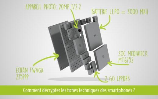 Guide d'achat : comment décrypter les fiches techniques des smartphones