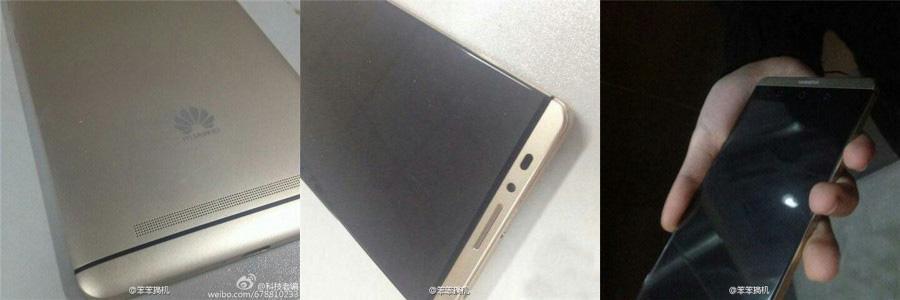Huawei Mate 8 : de premières photos en fuite ?