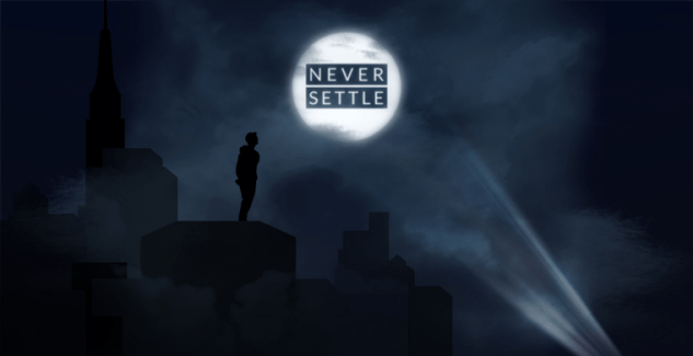 OnePlus se bat pour garder son slogan « Never Settle »