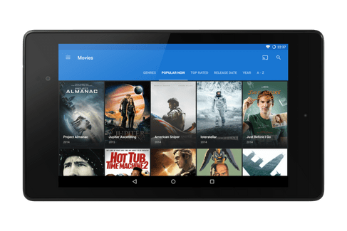 PopCorn Time fanfaronne avec une app Android compatible Chromecast
