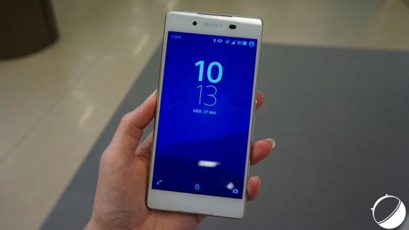 Le Sony Xperia Z3+ se montre à l'aube de son lancement français