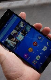 Test du Sony Xperia C4, pas si selfie-phone que...