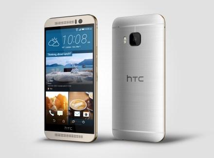 HTC One M9 : la mise à jour 5.1 Lollipop devrait arriver à la fin du mois