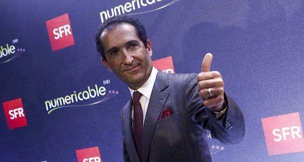 SFR offre « un peu plus de dix milliards d'euros » pour acquérir Bouygues Telecom