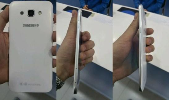 Samsung Galaxy A8 : un capteur ISOCELL de 16 mégapixels ?