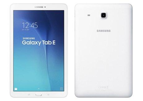 Samsung dévoile une Galaxy Tab E très entrée de gamme