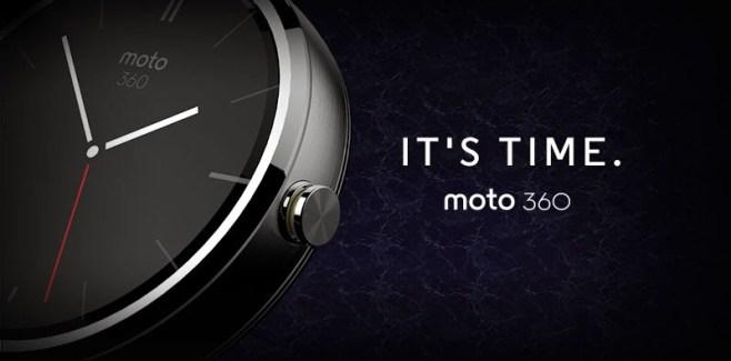 Moto 360 2 : une nouvelle smartwatch Motorola certifiée par la FCC