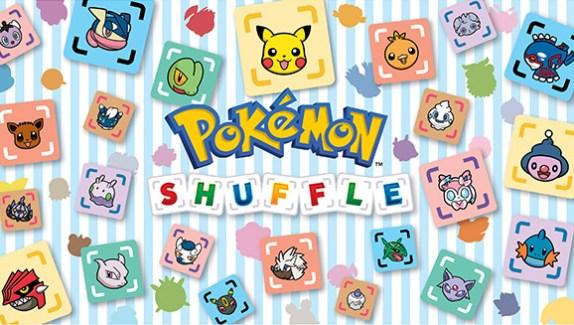 Pokémon Shuffle, un Candy Crush dans l'univers de Pokémon, arrive sur mobile cette année
