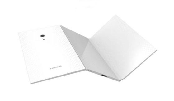 Un brevet Samsung montre qu'il réfléchit à un modèle de tablette… pliant
