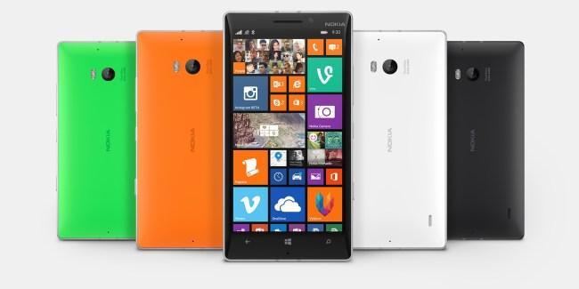 Microsoft met le holà sur la gamme Lumia