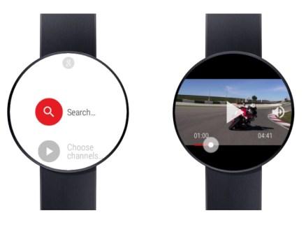Un développeur porte YouTube sur Android Wear, une idée pas si étrange