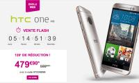 Bon plan : le HTC One M9 est à 479,90 euros