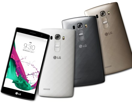 Le LG G4s (ou G4 Beat) est officiel avec son...