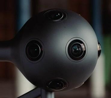 OZO : Nokia se lance dans la réalité virtuelle avec une caméra à 360°