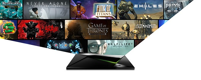 Nvidia Shield : des nouveaux titres mais du retard pour la version finale de Grid