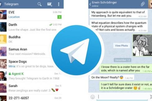 Pour faire oublier ses récents déboires, l'application de messagerie Telegram se met à jour