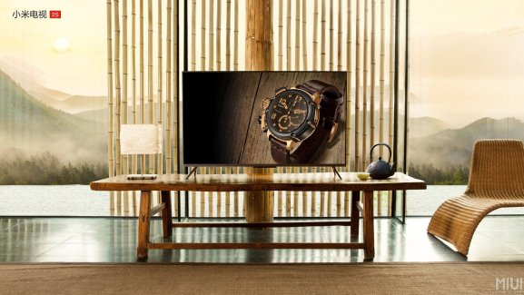Xiaomi fait encore mincir sa gamme de télévisions avec la Mi TV2S
