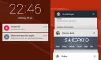 Sony : de nouvelles captures d'écran de sa future interface