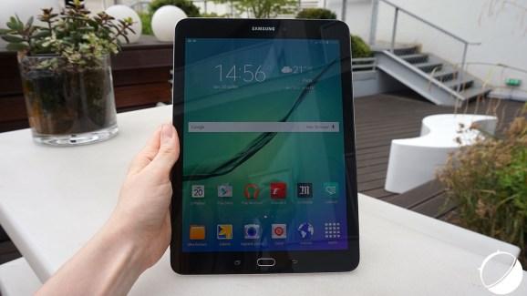 Prise en main des Samsung Galaxy Tab S2 8.0 et 9.7, tout en finesse