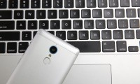 Le ZTE V5, premier smartphone doté d'un lecteur d'empreintes chez la marque chinoise ?