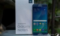Prise en main du Samsung Galaxy Note 5, l'absent regretté