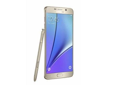Samsung Galaxy Note 5 : un écran AMOLED encore plus performant que celui du Galaxy S6