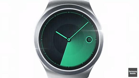 La montre Samsung Gear S2 devrait intégrer un port nano-SIM