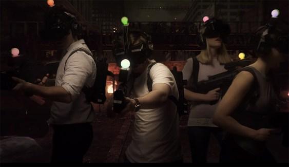 Un énorme centre dédié à la réalité virtuelle ouvre ses portes en Australie