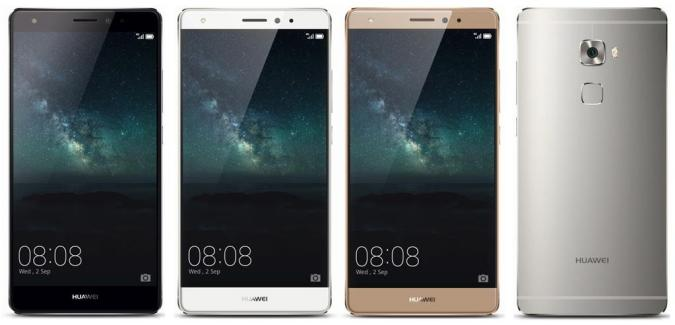 Huawei Mate S : une grosse fuite d'images avant son annonce de demain
