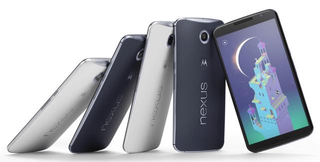 Google prépare le lancement des nouveaux Nexus, le 29 septembre prochain