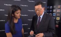 BlackBerry Priv, John Chen le présente en personne