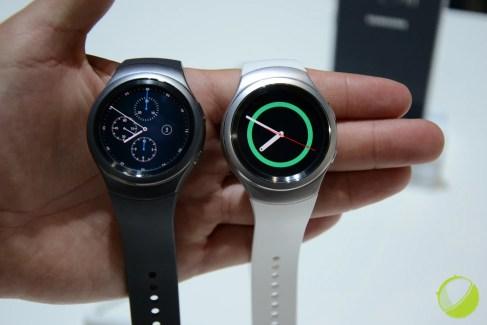 Gear S2 : Samsung publie une première liste de smartphones compatibles