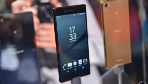 Aperçu du Sony Xperia Z5 Premium, il va falloir...