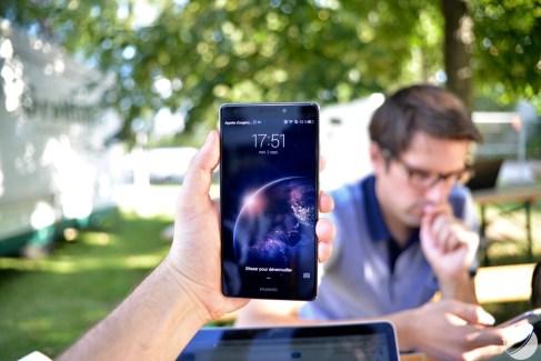 Prise en main du Huawei Mate S, que la Force Touch ne soit pas avec lui