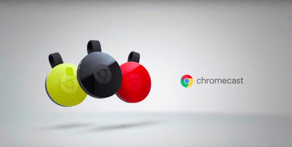 Chromecast 2 : Google annonce le successeur de sa clé HDMI